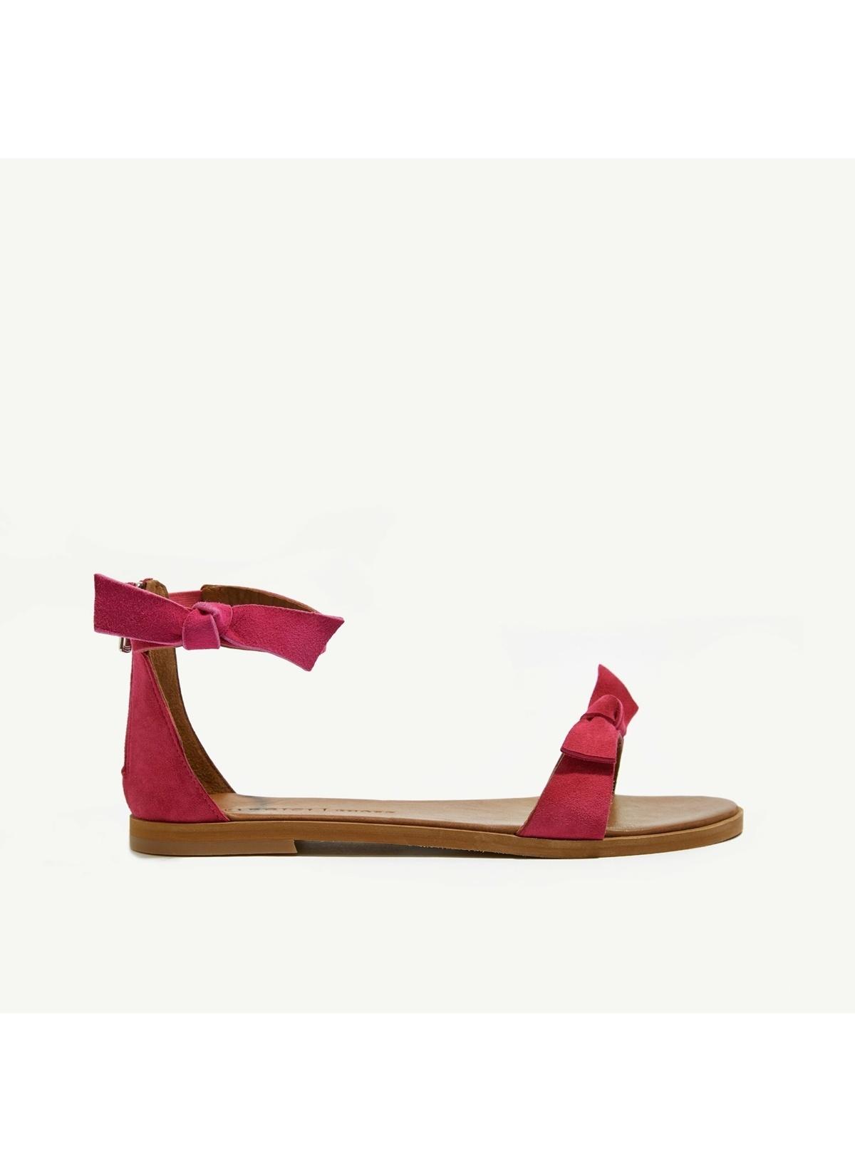 Yargıcı Sandalet 8ykay4026x Fiyonklu Deri Sandalet – 119.96 TL